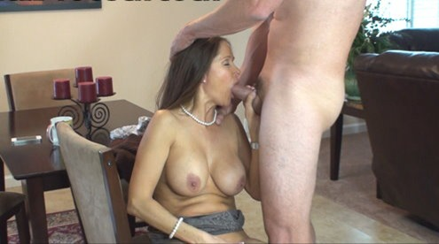 wife forced to cum