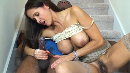 Hot interracial wife
